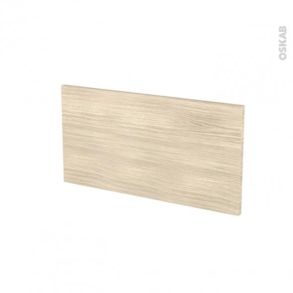 Façades de cuisine - Face tiroir N°8 - STILO Noyer Blanchi - L60 x H31 cm