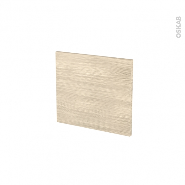 STILO Noyer Blanchi - face tiroir N°9 - L40xH35