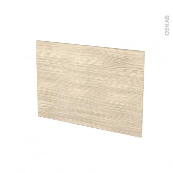 Façades de cuisine - Porte N°13 - STILO Noyer Blanchi - L60 x H41 cm