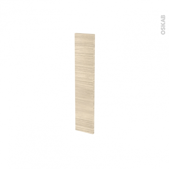 Façades de cuisine - Porte N°17 - STILO Noyer Blanchi - L15 x H70 cm