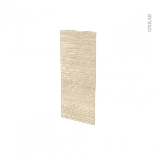 Façades de cuisine - Porte N°18 - STILO Noyer Blanchi - L30 x H70 cm
