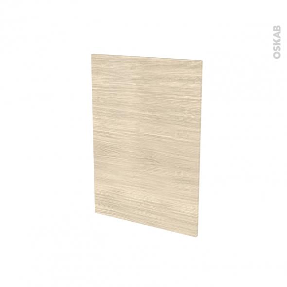Façades de cuisine - Porte N°20 - STILO Noyer Blanchi - L50 x H70 cm