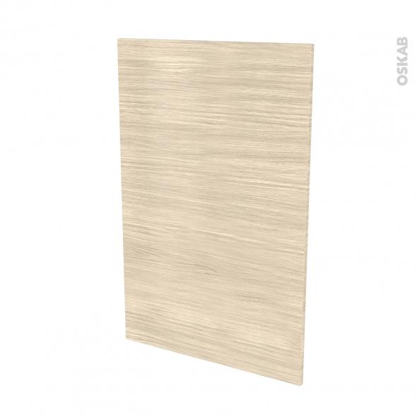 Façades de cuisine - Porte N°24 - STILO Noyer Blanchi - L60 x H92 cm