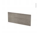 Façades de cuisine - Face tiroir N°5 - STILO Noyer Naturel - L60 x H25 cm
