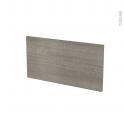 Façades de cuisine - Face tiroir N°8 - STILO Noyer Naturel - L60 x H31 cm