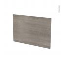 Façades de cuisine - Porte N°13 - STILO Noyer Naturel - L60 x H41 cm