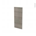Façades de cuisine - Porte N°18 - STILO Noyer Naturel - L30 x H70 cm