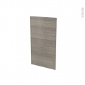 STILO Noyer Naturel - porte N°19 - L40xH70