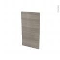 Façades de cuisine - Porte N°19 - STILO Noyer Naturel - L40 x H70 cm