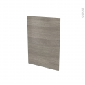 STILO Noyer Naturel - porte N°20 - L50xH70