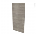 STILO Noyer Naturel - porte N°27 - L60xH125