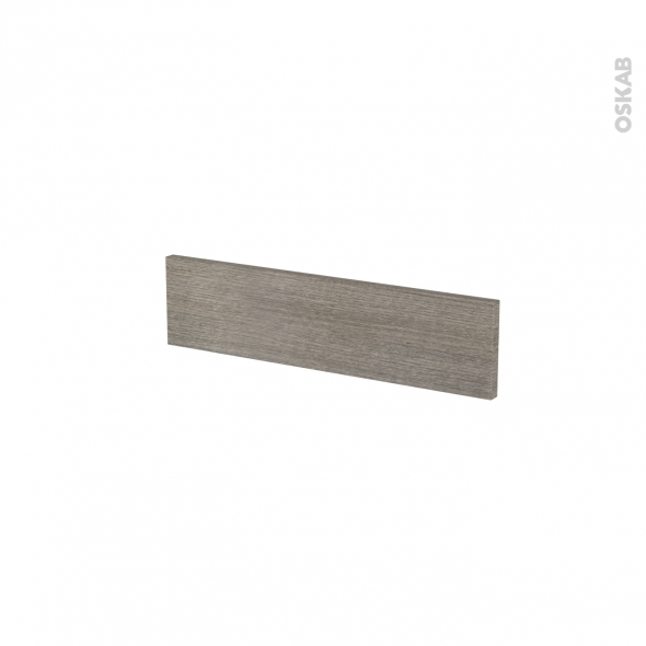 STILO Noyer Naturel - face tiroir N°2 - L50xH13