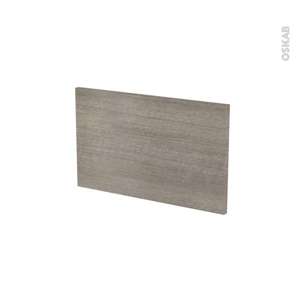 Façades de cuisine - Face tiroir N°7 - STILO Noyer Naturel - L50 x H31 cm