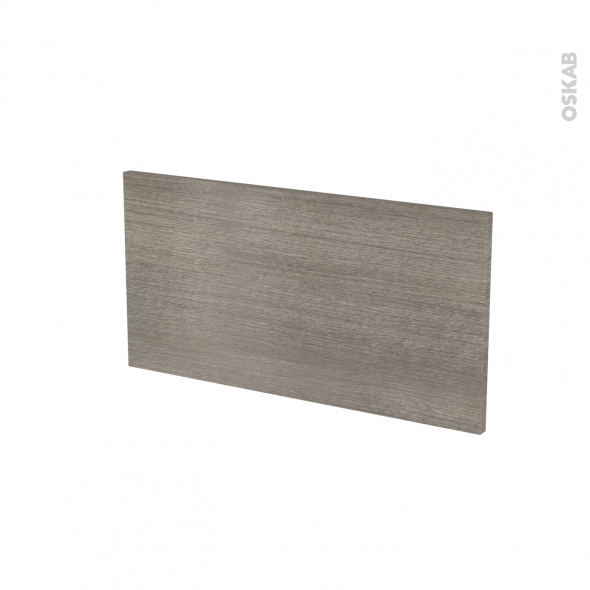 STILO Noyer Naturel - face tiroir N°8 - L60xH31