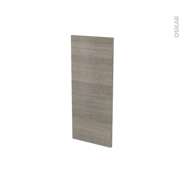STILO Noyer Naturel - porte N°18 - L30xH70