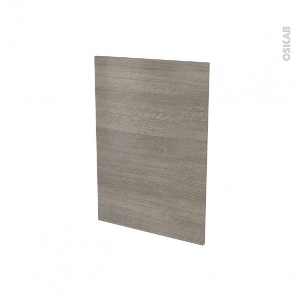 Façades de cuisine - Porte N°20 - STILO Noyer Naturel - L50 x H70 cm
