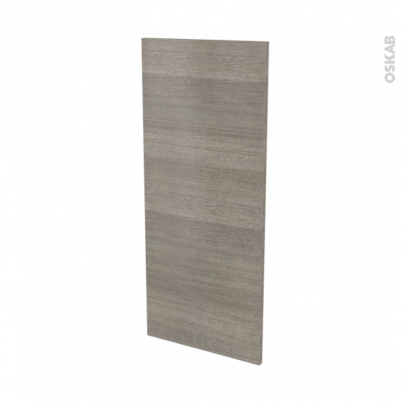 STILO Noyer Naturel - porte N°23 - L40xH92