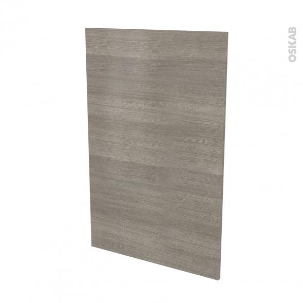 Façades de cuisine - Porte N°24 - STILO Noyer Naturel - L60 x H92 cm