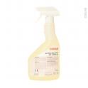 HAKEO - Nettoyant - Inox / Alu / Chromé