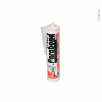 Cartouche MS Polymère - Blanc - HAKEO