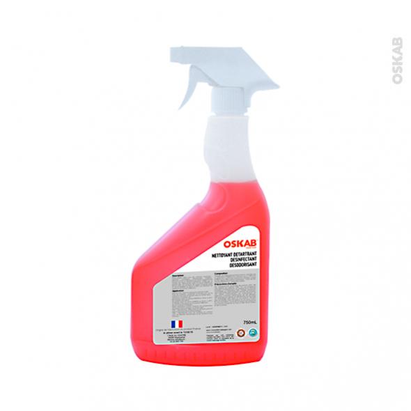 Détartrant désinfectant - Désodorisant - HAKEO