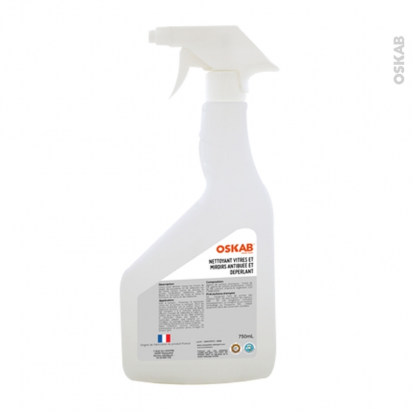Spray anti-buée - HAKEO