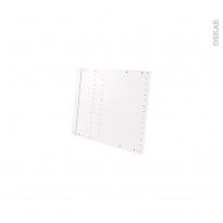 SOKLEO - Côté caisson - H57xP56xEp1,6
