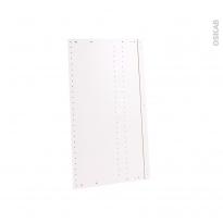 SOKLEO - Côté caisson - H125xP56xEp1,6 - Gauche