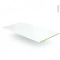 Etagère mobile - N°70 - Pour meuble L100 - L96,7xP51 Ep.16mm - SOKLEO