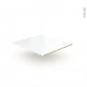 Etagère mobile - N°139 - Pour meuble L60 - L56,7xP51 Ep.16mm - SOKLEO