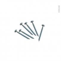 SOKLEO - Rénovation 18 - Sachet N°19 Fixation joue 12mm