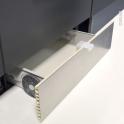 Tiroir sous plinthe - pour meuble de cuisine - L60 cm - SOKLEO