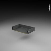 SOKLEO - Tiroir - faible profondeur/freiné - L50xH8xP27