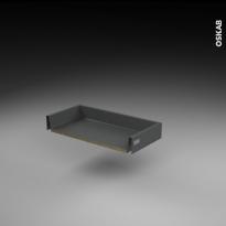 SOKLEO - Tiroir - faible profondeur/freiné - L60xH8xP27