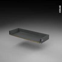 SOKLEO - Tiroir - faible profondeur/freiné - L80xH8xP27