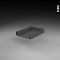 SOKLEO - Tiroir profond - sortie totale/freiné - L40xH8xP50