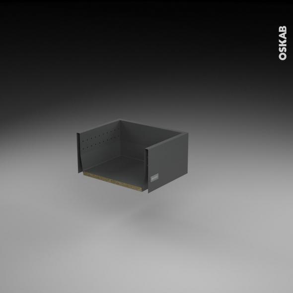 SOKLEO - Tiroir casserolier - faible profondeur/freiné - L40xH17xP27