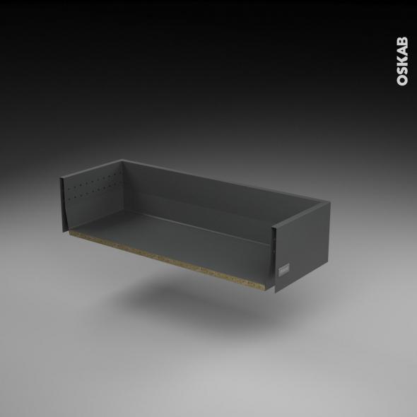 SOKLEO - Tiroir casserolier - faible profondeur/freiné - L80xH17xP27