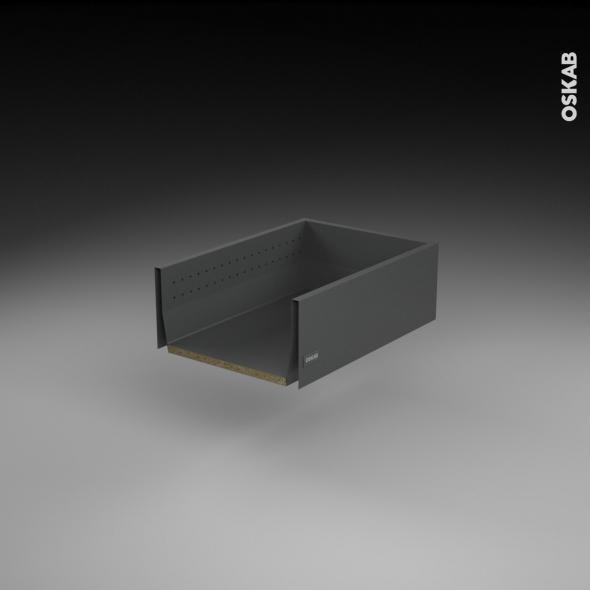 SOKLEO - Tiroir casserolier profond - sortie totale/freiné - L40xH17xP50