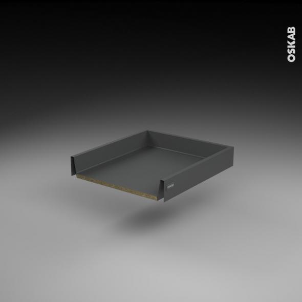 SOKLEO - Tiroir profond - sortie totale/freiné - L50xH8xP50
