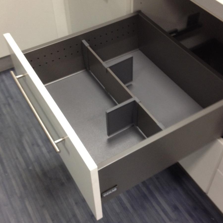 kit s parateur casserolier l60 cm sokleo oskab. Black Bedroom Furniture Sets. Home Design Ideas