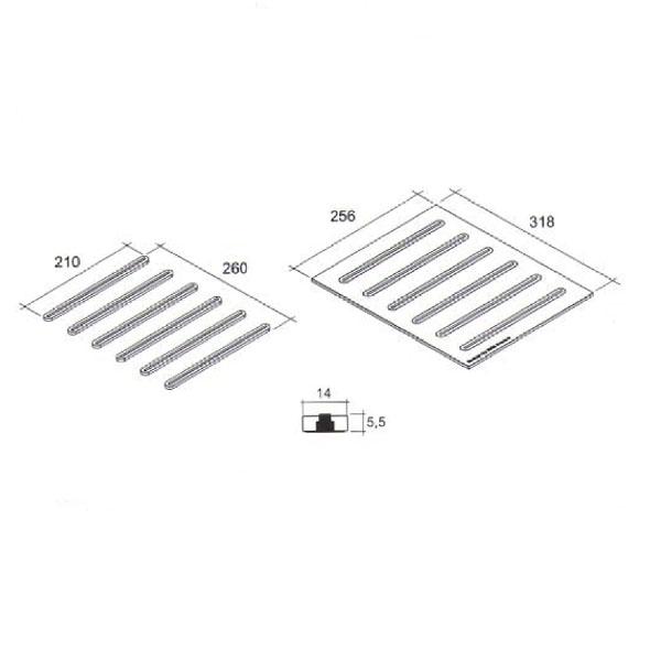 Repose Casserole Design Dessous De Plat 2 En 1 En Silicone Pour Plan De Travail Sokleo Oskab