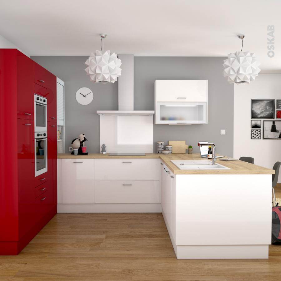 plan de travail cuisine n 205 d cor ch ne naturel hosta stratifi chant coordonn l205 x l62 x. Black Bedroom Furniture Sets. Home Design Ideas