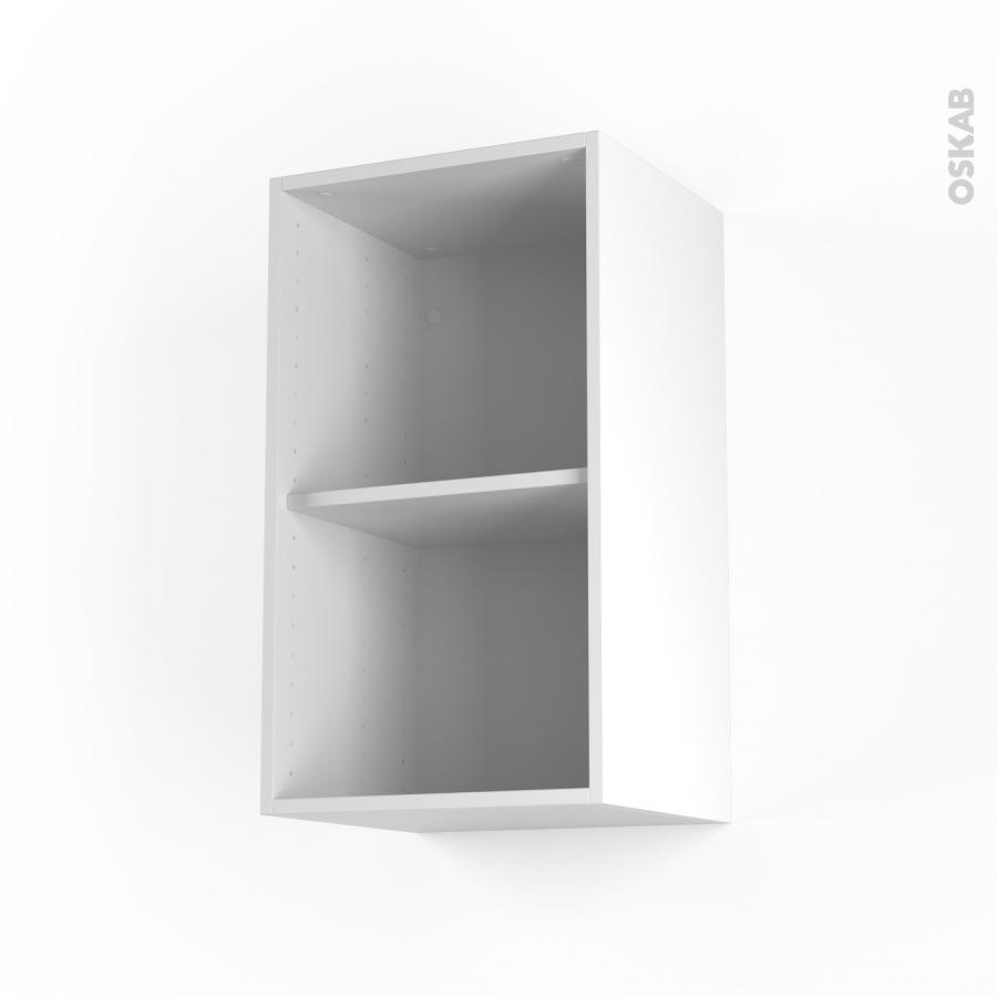 caisson haut n 16 meuble de cuisine l40 x h70 x p35 cm. Black Bedroom Furniture Sets. Home Design Ideas