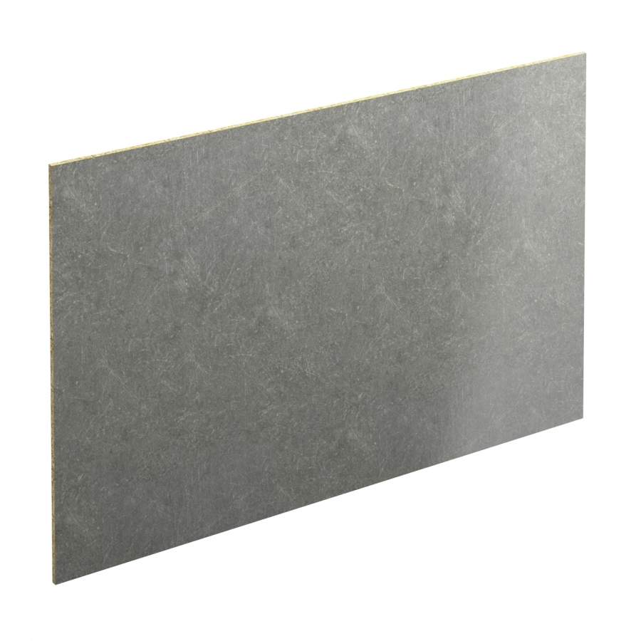 chant cr233dence n17613 quartz gris l500xl13xe01cm planeko