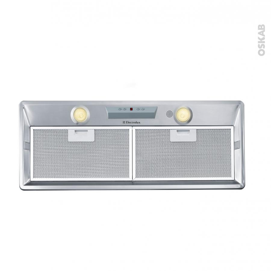 hotte de cuisine aspirante groupe filtrant 72cm inox electrolux efg70310x oskab. Black Bedroom Furniture Sets. Home Design Ideas
