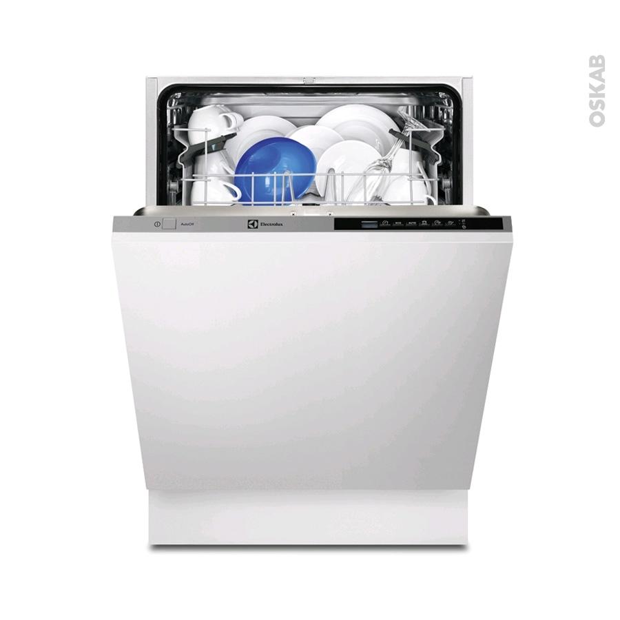 lave vaisselle 13 couverts full int grable 60 cm electrolux esl5347lo oskab. Black Bedroom Furniture Sets. Home Design Ideas