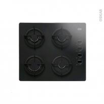 Plaque de cuisson gaz induction mixte electrique oskab for Nettoyage plaque cuisson verre