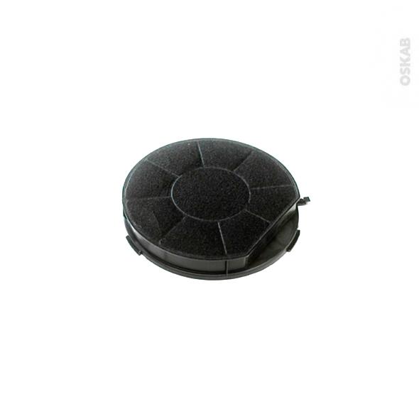 Filtre charbon lot de 2 pour hotte casquette type hv60 - Hotte de cuisine avec filtre a charbon ...