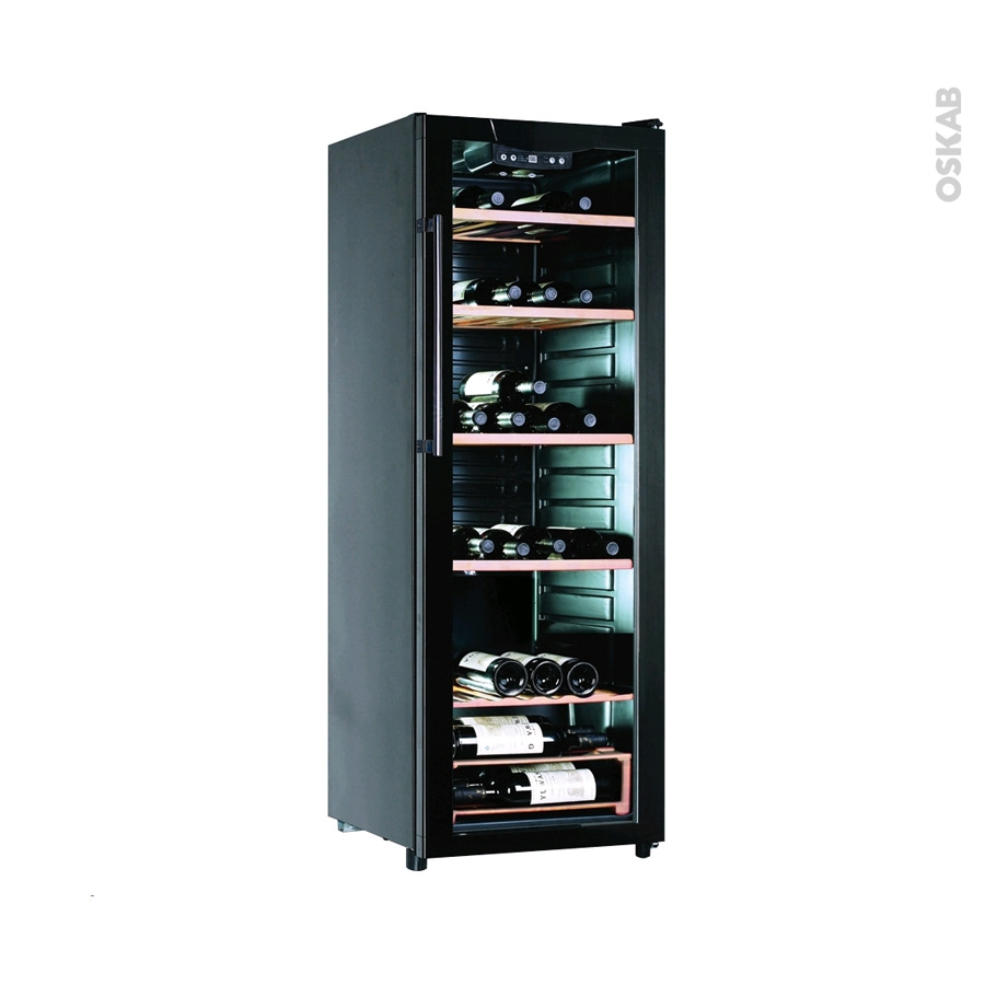 cave vin de service pose libre 142 cm ouverture droite inox frionor d3464 oskab. Black Bedroom Furniture Sets. Home Design Ideas